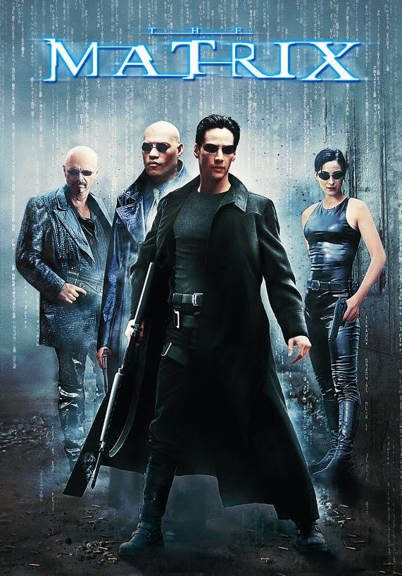 The Matrix Movie Poster_Web