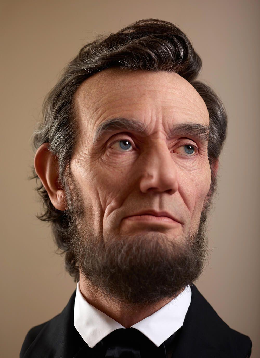 Abraham Lincoln - White Version