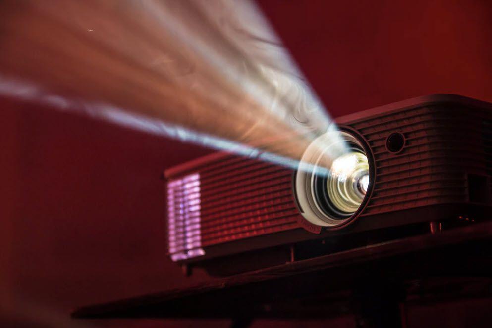 projector rays - alex litvin - @alexlitvin