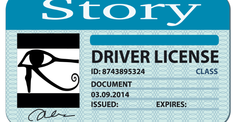 Story Blog - Drivers License