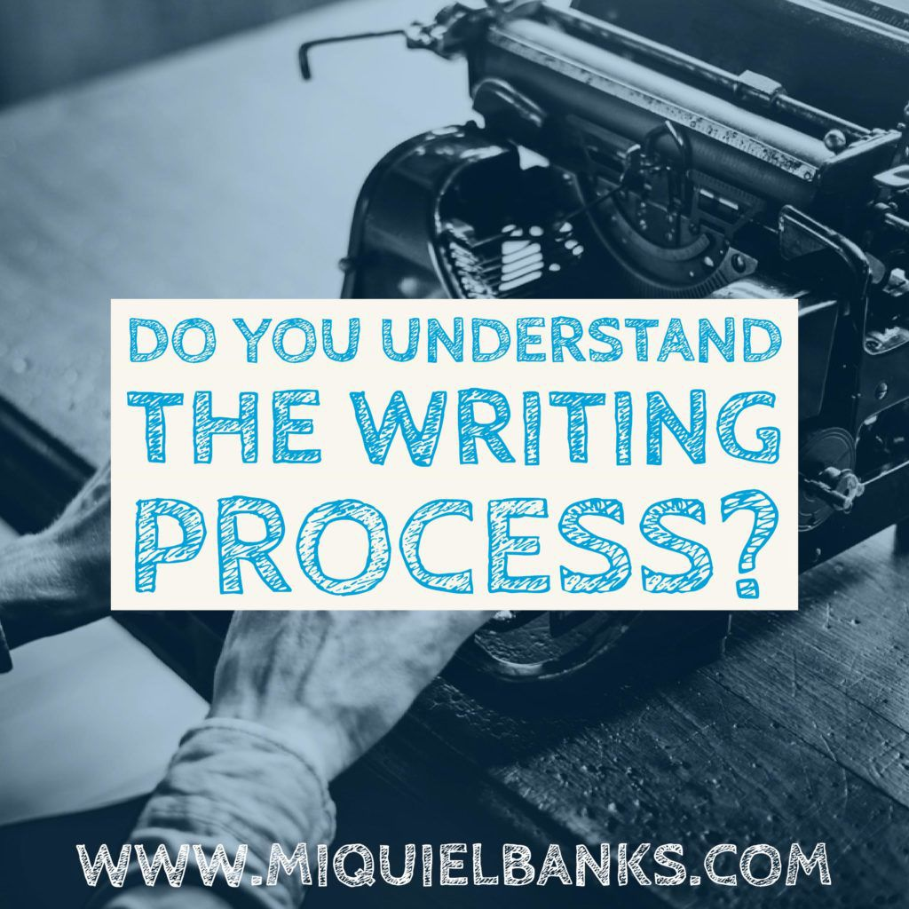 blog cover - the writing process