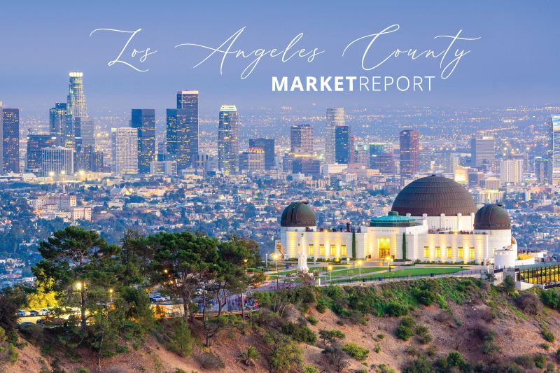 Los Angeles County Real Estate Market Report