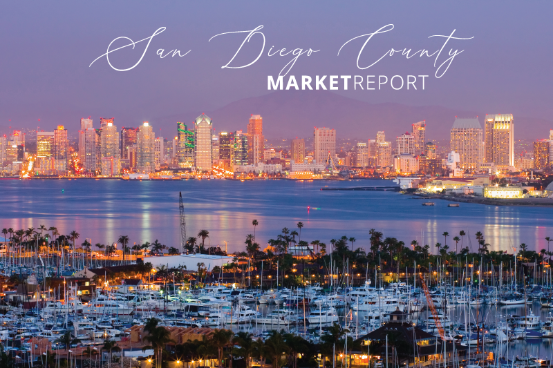 San Diego Real Estate Market Report