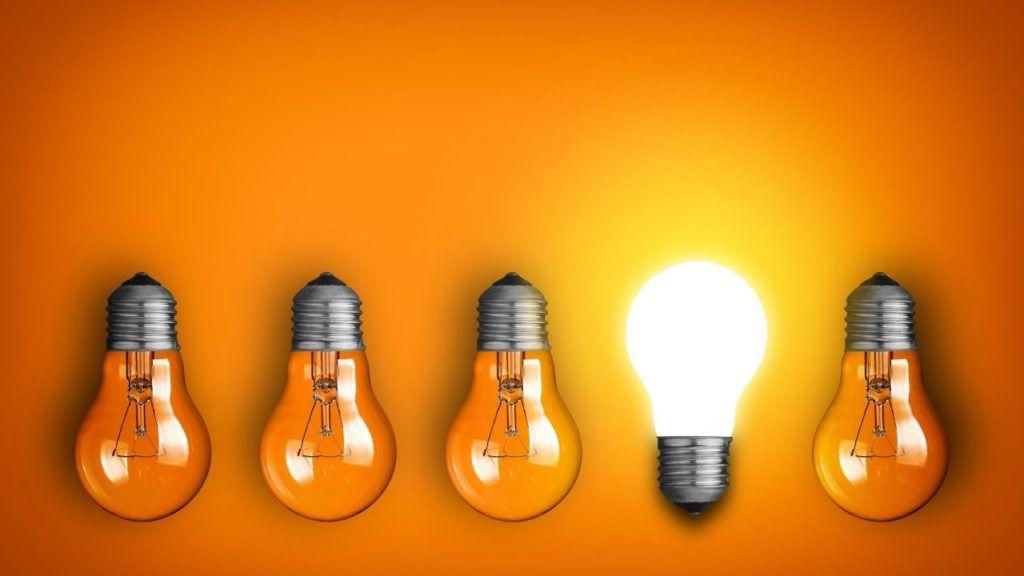 get ideas, innovation
