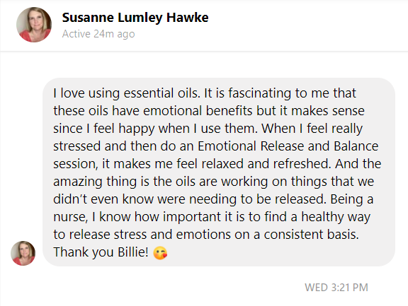 Susannes Testimonial