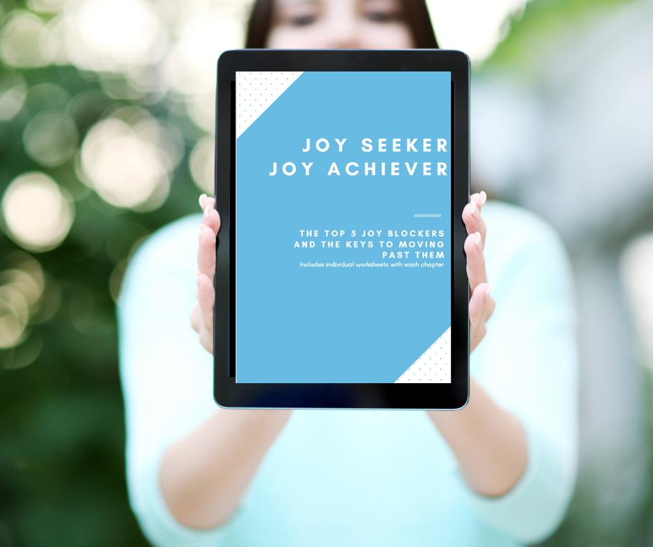 Joy Seeker Joy Achiever Image 2