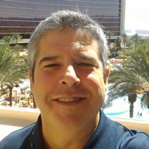 Pete in Las Vegas!