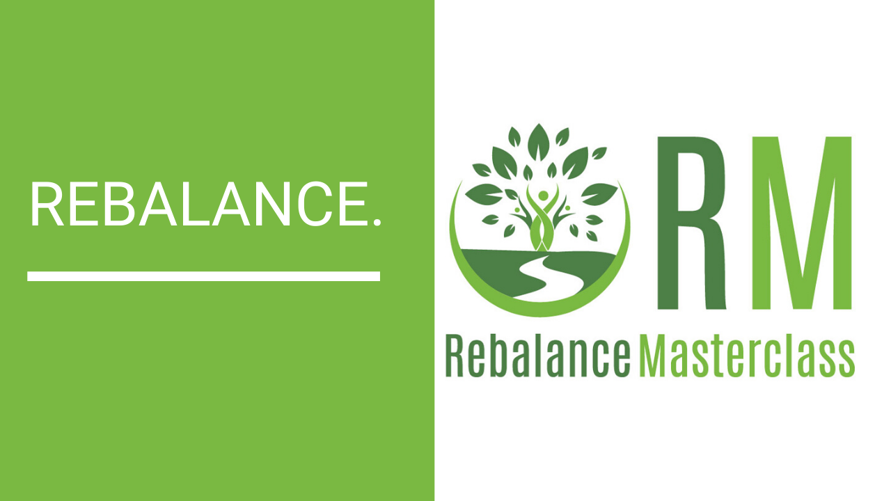 ReBalance Masterclass the antistress solution to a life in balance with Pascale Gibon Founder of Yes to Love Academy.