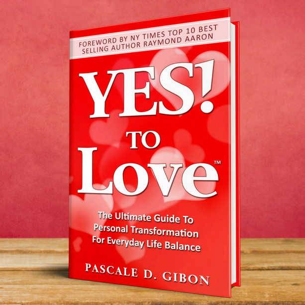 Pacify your inner turmoil now with Yes! To Love: The Ultimate Guide To Personal Transformation For Everyday Life Balance authored by Pascale Gibon.