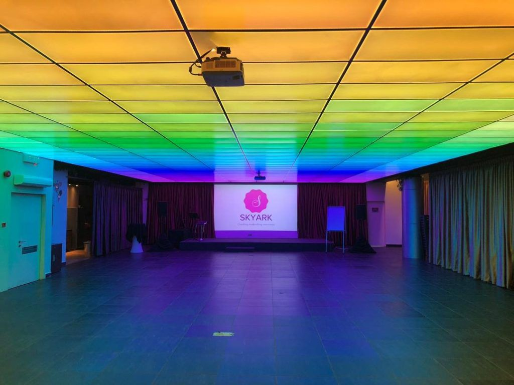 SkyArk Event Spaces - Lumineux Hall