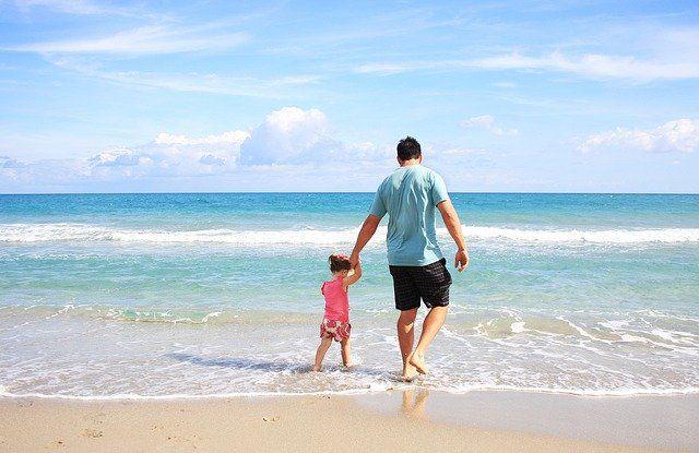 father beach