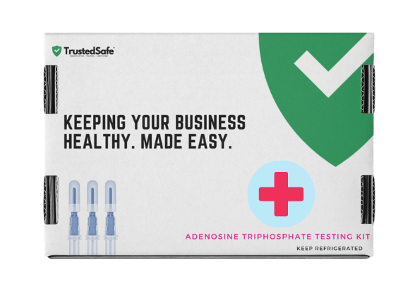 TrustedSafe offers an introductory package for $197, testing base and hygiene for commercial facilities