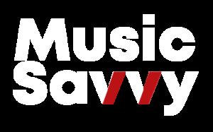 Music Savvy logo white-01