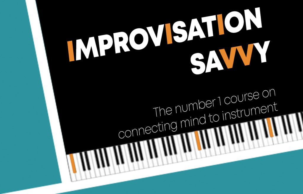 Improvisation Savvy logo for Music savvy site2