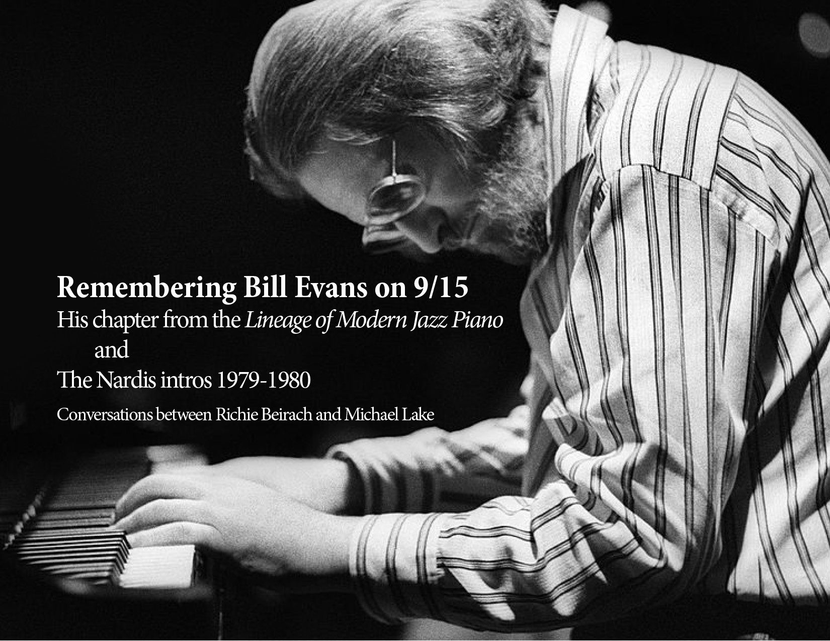 Bill Evans Remembered Cover 2