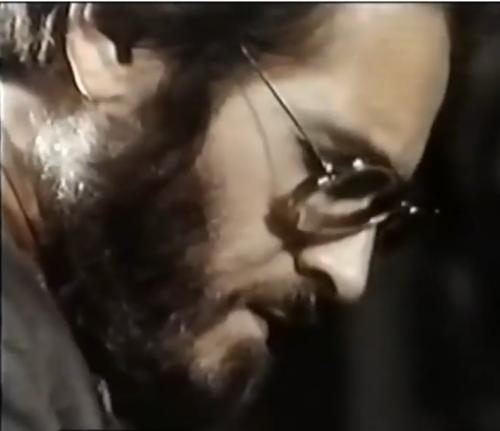 Bill evans side at piano