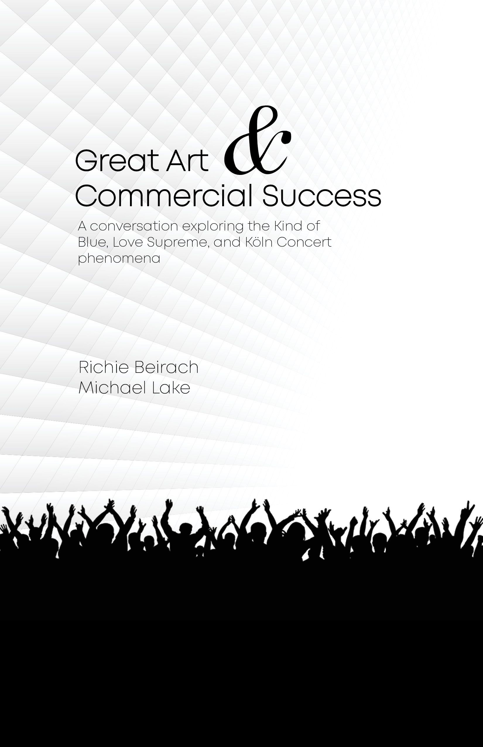 Great Art and Commercial Success front cover