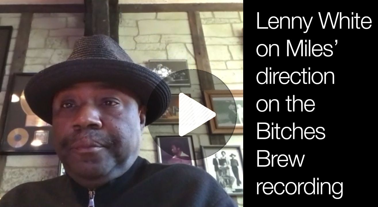 Lenny on Mile's BB direction thumbnail with playhead