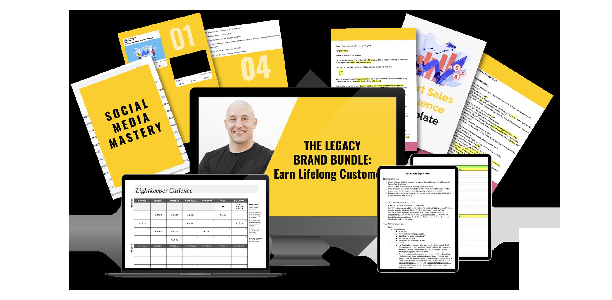 Legacy Brand Bundle