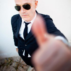 Photo of Gary Corben Lisbon