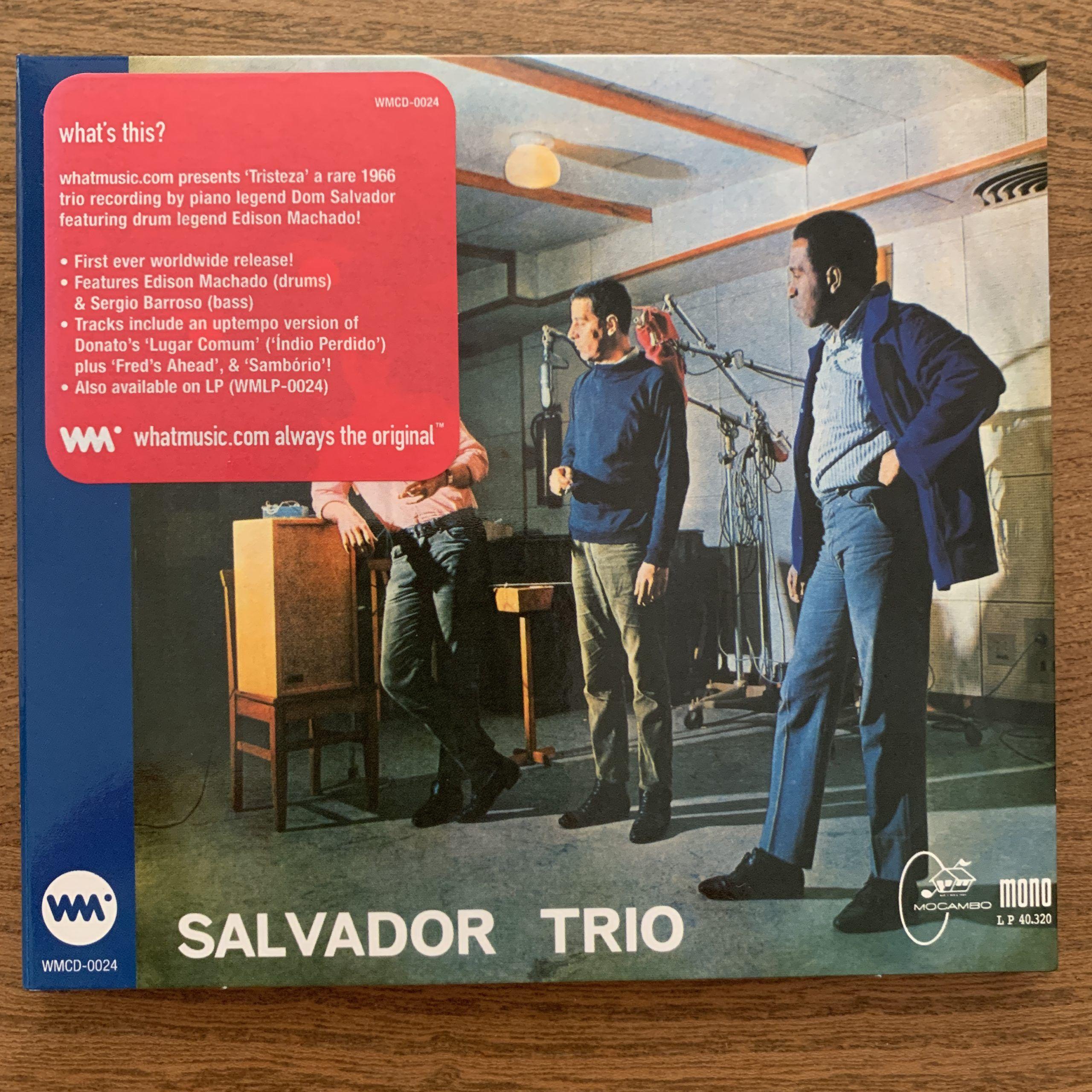 Dom Salvador Trio Mocambo 1966