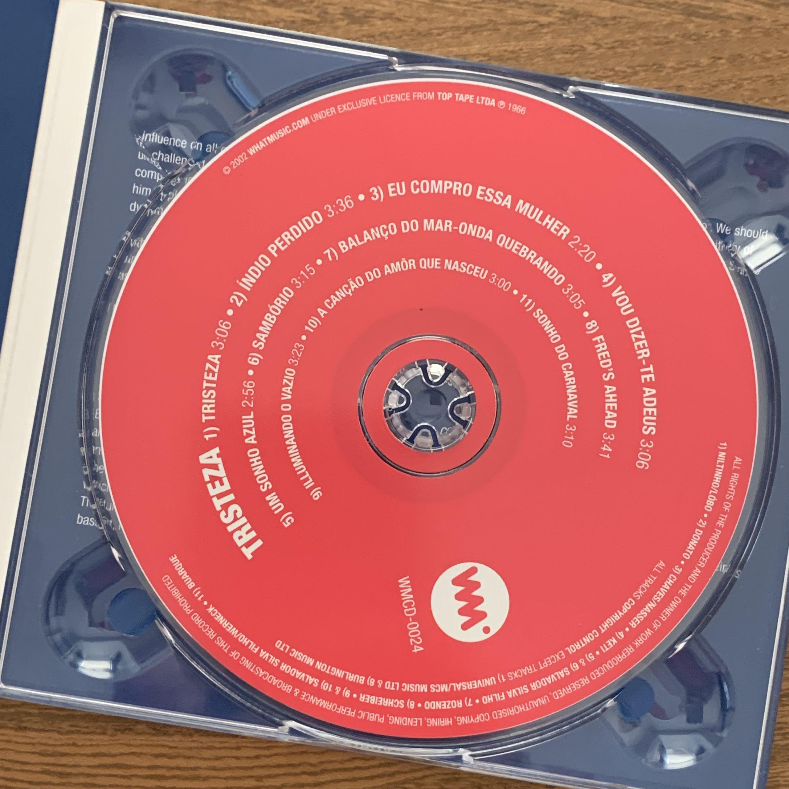 Salvador Trio - 1966 Whatmusic CD