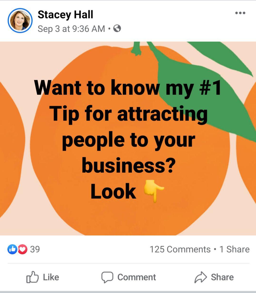 Network marketing success story