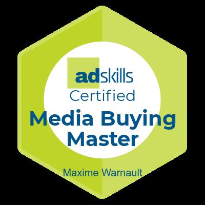 AdSkills Certificate