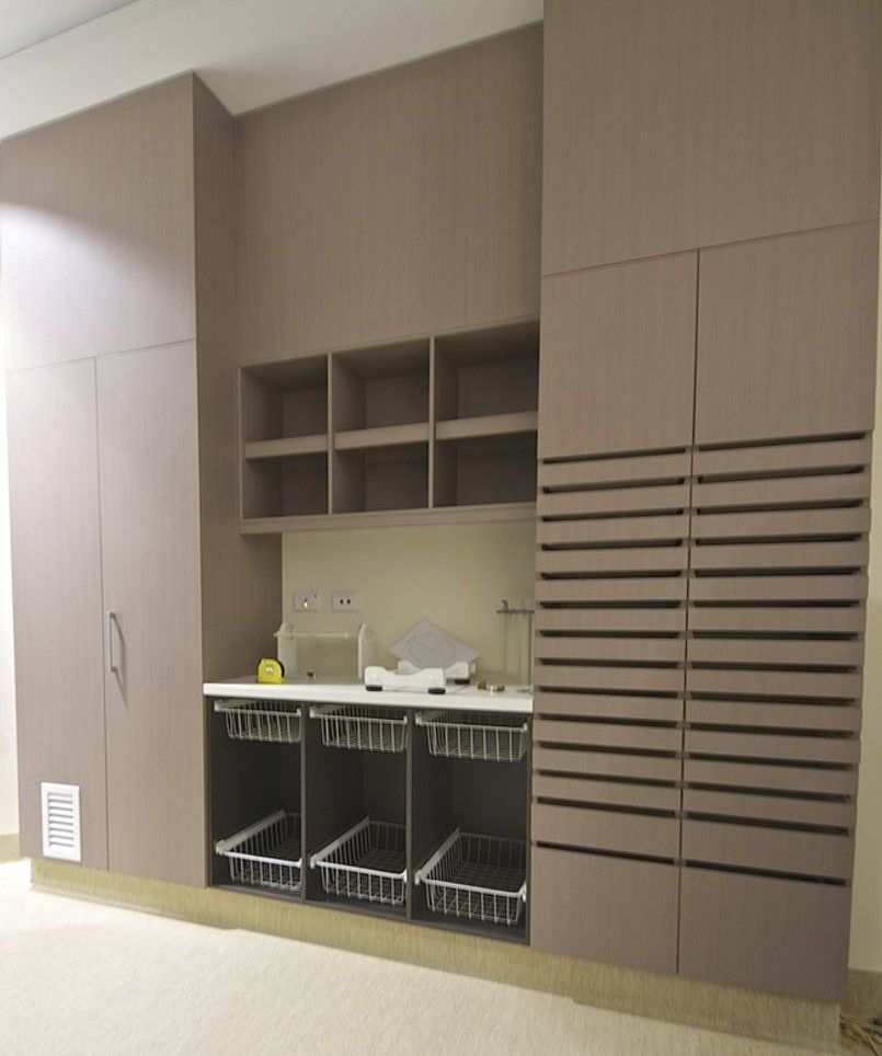 Storgae cupboards