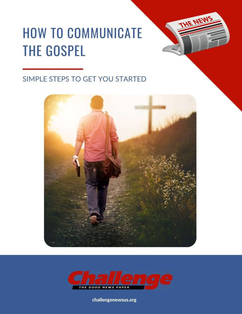 Challenge_ How to Communicate The Gospel