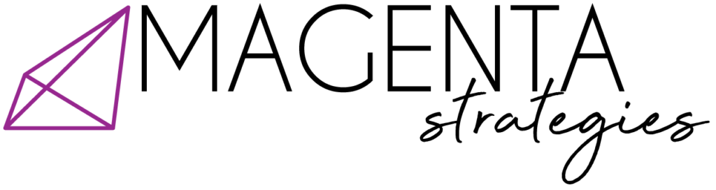 magenta strategies logo