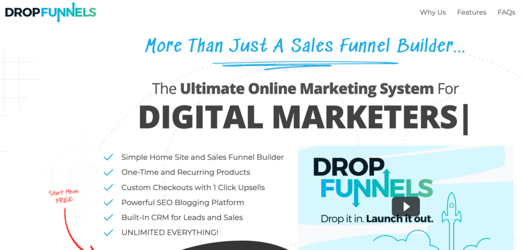 Dropfunnels for Real Estate Agents