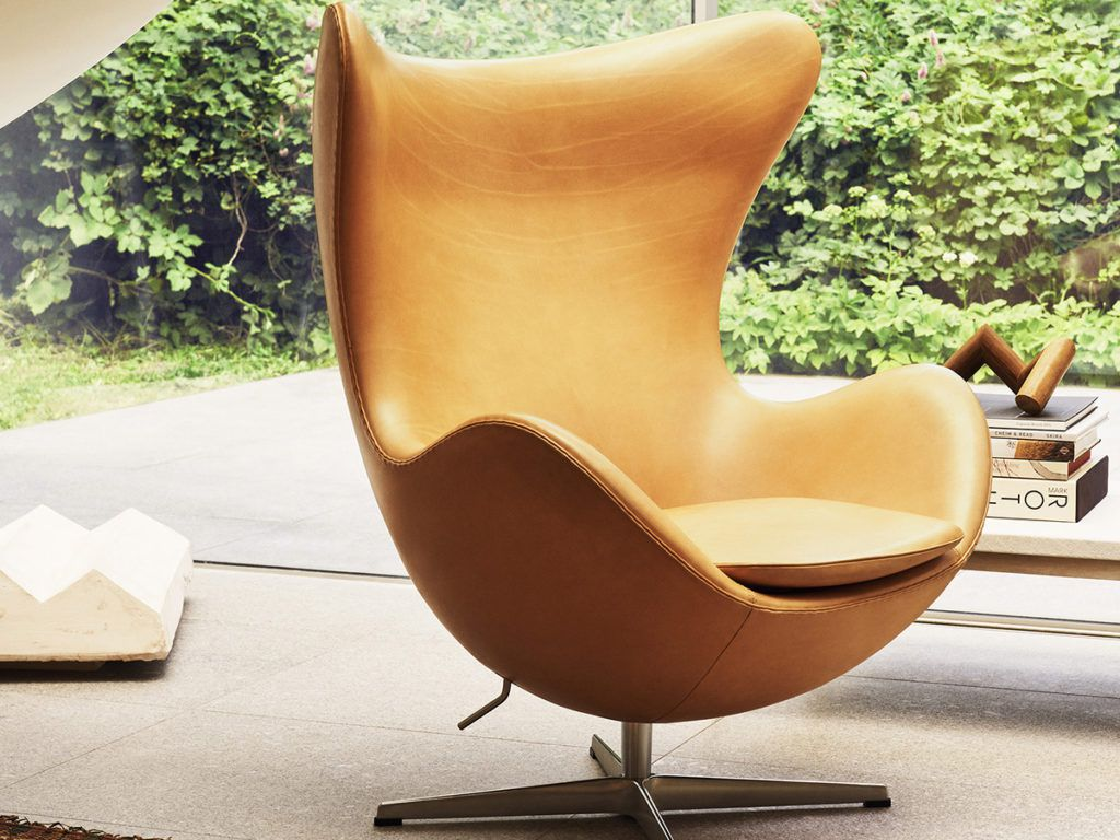 The Egg Chair - It Is The Ultimate Mid-Century Modern Design Classic