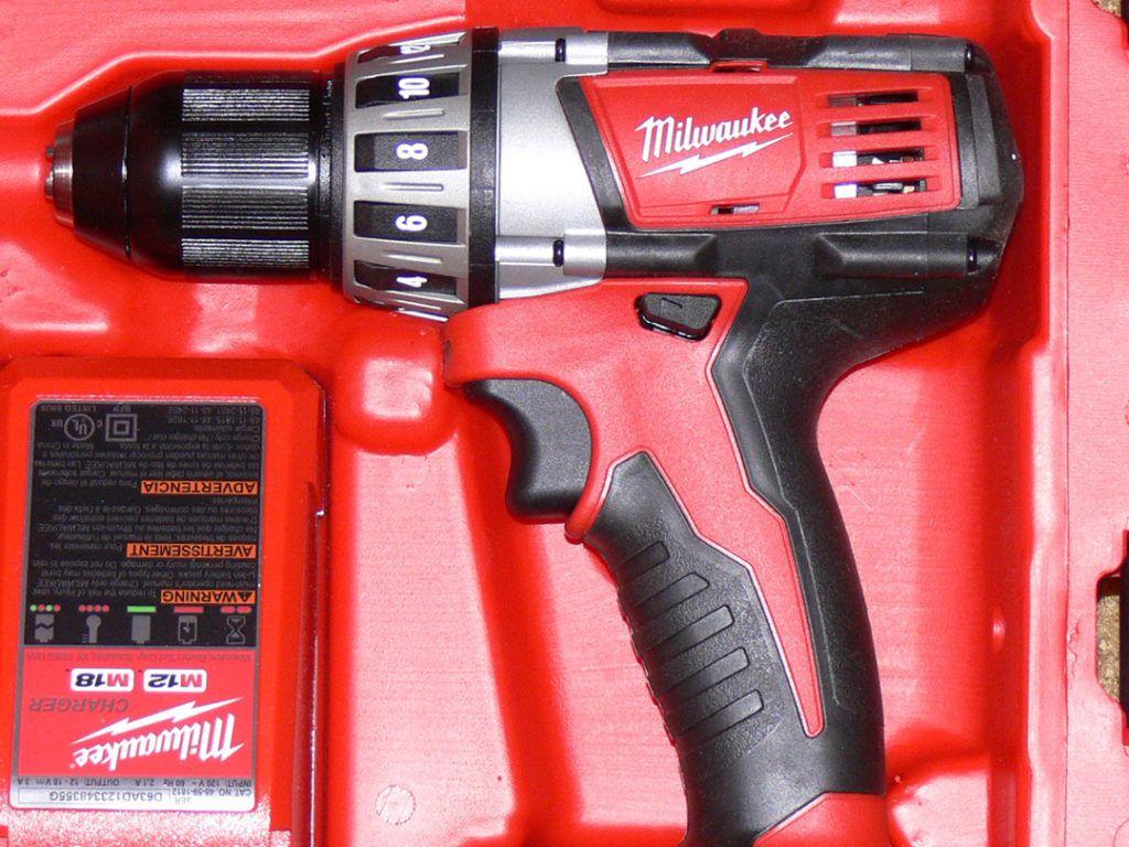 Cordless Drill - Milwaukee M18