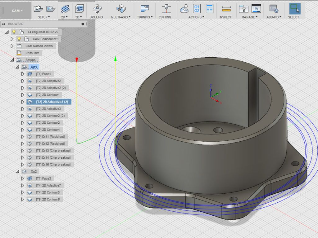 Fusion 360 From Autodesk