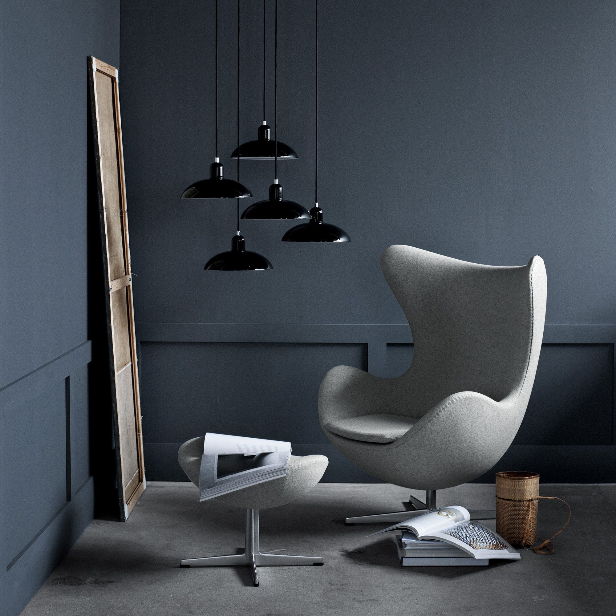 Produced at Fritz Hansen Together With Many Of The Greats