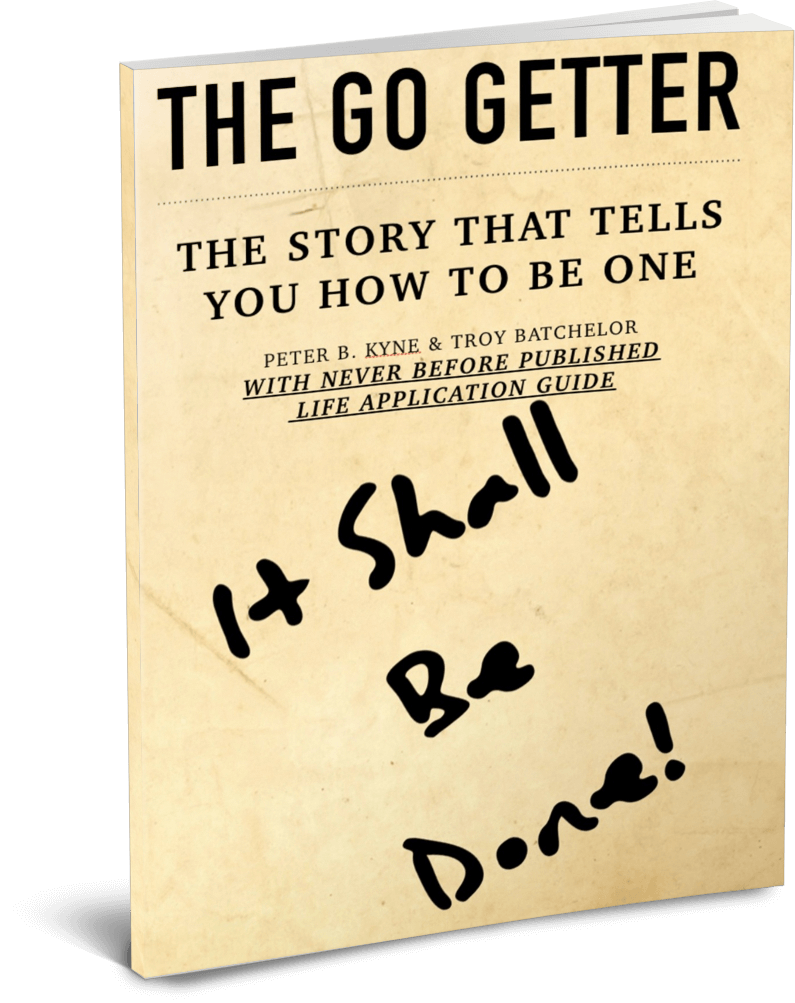 The Go-Getter Book