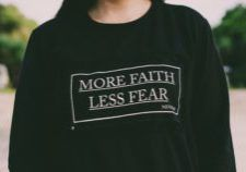 Canva - More Faith Less Fear White Sweater-2