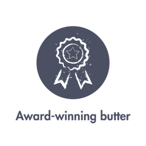 Award Winning Icon - The Butter People