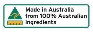 Made In Australia Horizontal Logo