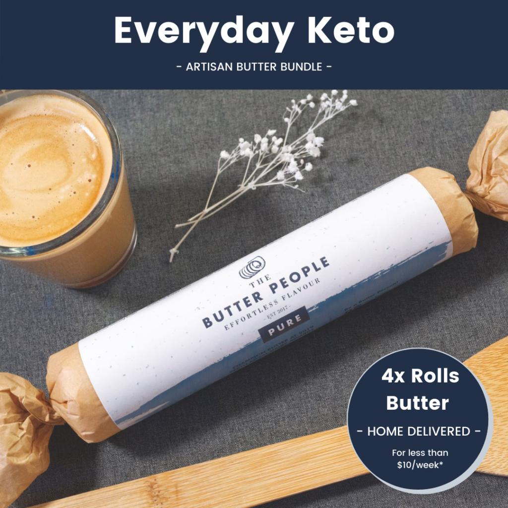 Everyday Keto Artisan Butter Bundle