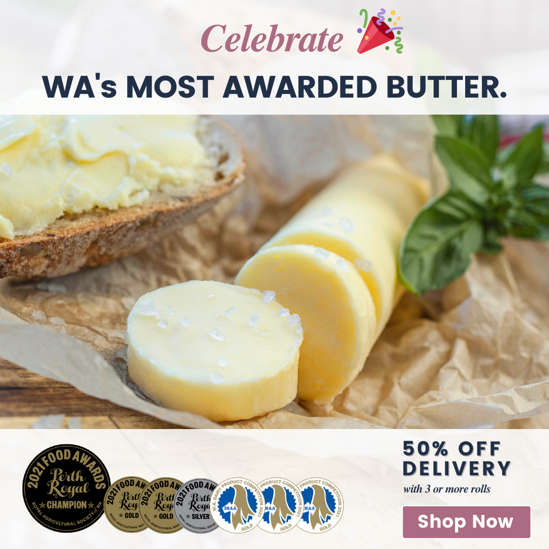 Most Awarded Butter 2021 - The Butter People (Square)