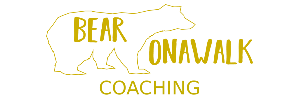 Bearonawalk_COACHING logo light transparent gold