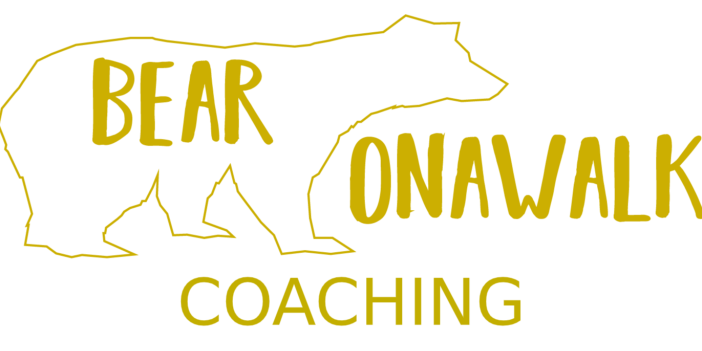 Bearonawalk_COACHING logo light transparent gold