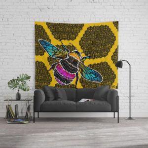 honeybee-lace-tapestries