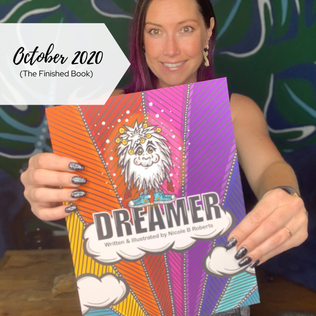 Nicole with Dreamer