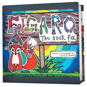 Figaro The Sock Fox Book