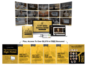 Legendary Marketer Business Blueprint Challenge