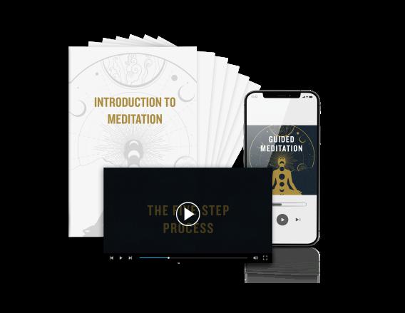 Get your free meditation starterpack at www.meditatethebook.com/starterpack