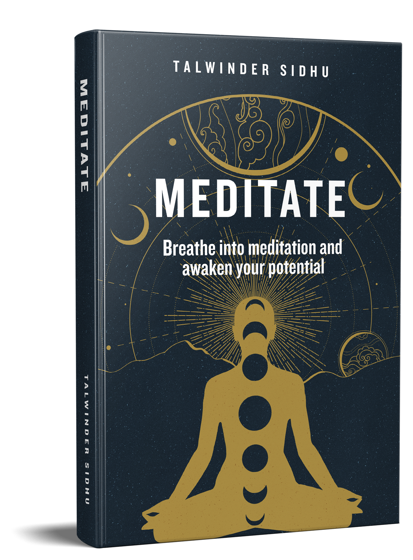 Meditate Front Cover